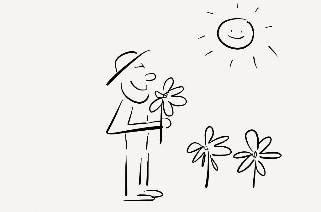 Flourish! Drei Dinge, die du verstehen musst, um voll aufzublühen!