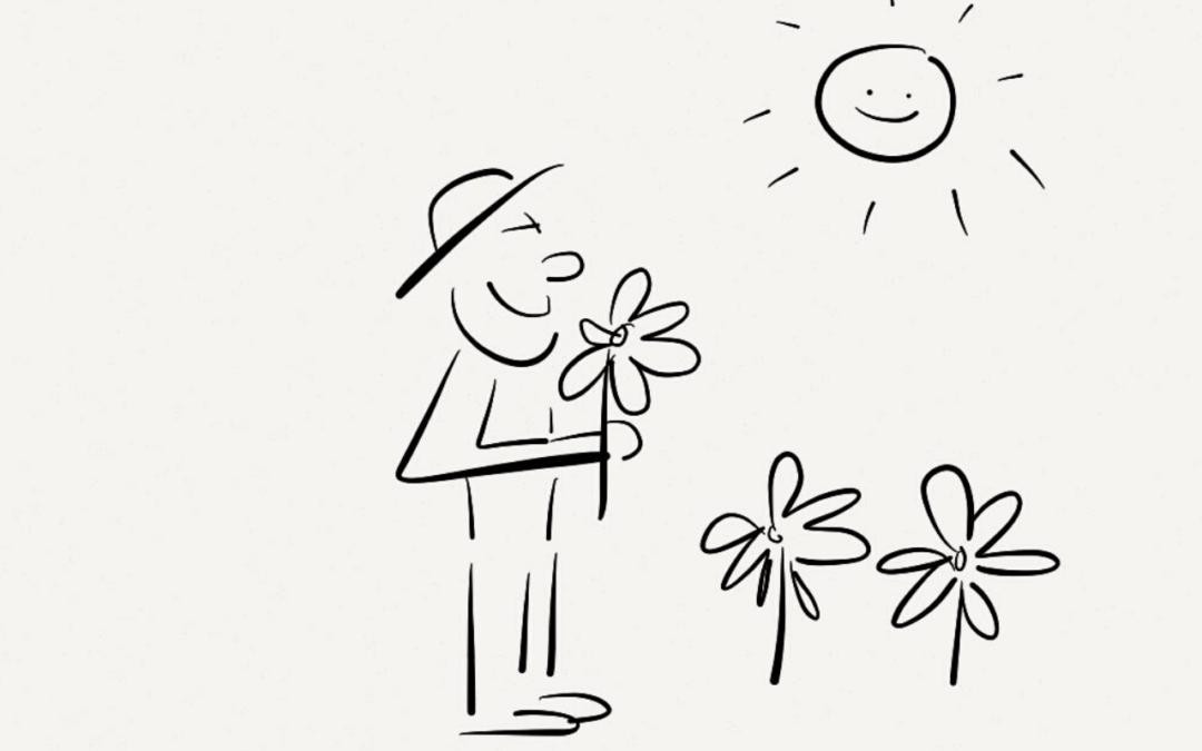 Flourish! Die 3 Schritte, die du für deine persönliche Entfaltung brauchst.