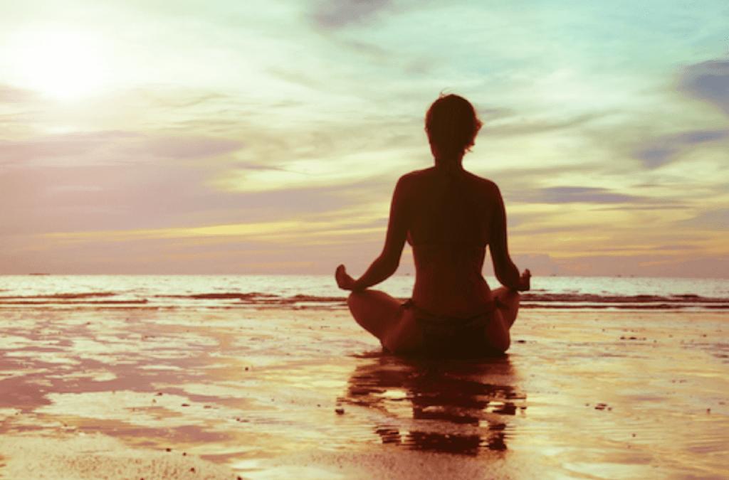 Macht Meditation glücklich?